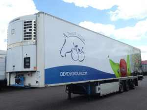 CHEREAU - THERMOKING SL250