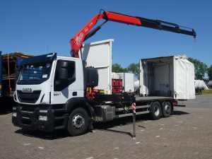 IVECO - AS260S36 STRALIS