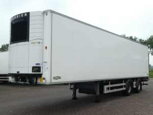 CHEREAU - 2 AXLES STEER+LIFT