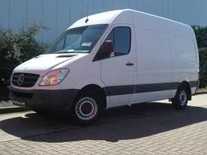 MERCEDES-BENZ - SPRINTER 209