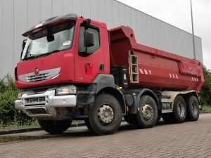 RENAULT - KERAX 450