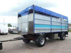 DAPA - 2 AXLES LIFT