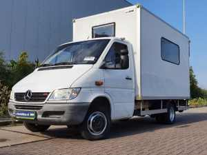 MERCEDES-BENZ - SPRINTER 411