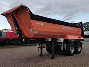 FRUEHAUF - 2 AXLE UNUSED