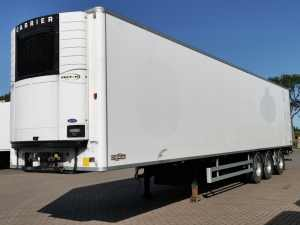 CHEREAU - 3 AXLE TAILLIFT