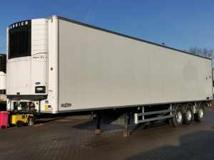 CHEREAU - 3 AXLES TAILLIFT