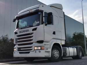 SCANIA - R410