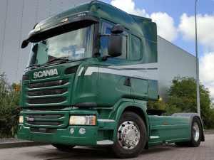 SCANIA - G450