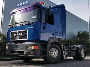M.A.N. - 19.463 F2000