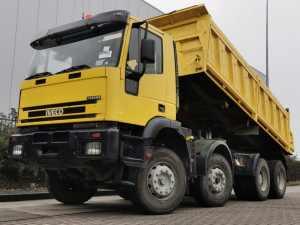 IVECO - 340EH34 EUROTRAKKER