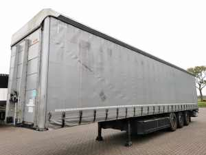 SYSTEM TRAILERS - LPRS 24 TAILLIFT