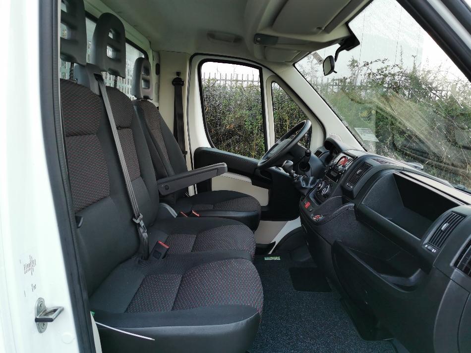 Peugeot Boxer 2 0 Kleyn Vans