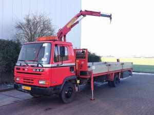 DAF - 800 7.49T 108KW