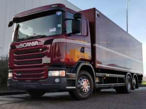 SCANIA - G320