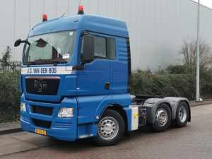 M.A.N. - 26.400 TGX