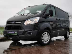FORD - TRANSIT CUSTOM 2.2