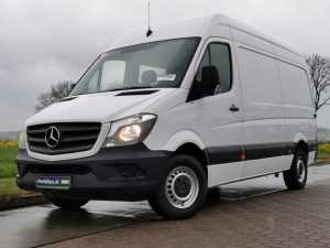 MERCEDES-BENZ - SPRINTER 316
