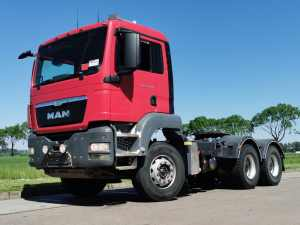 M.A.N. - 33.460 TGS