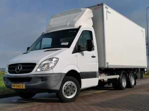 MERCEDES-BENZ - SPRINTER 516