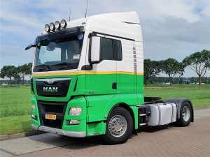 M.A.N. - 18.400 TGX