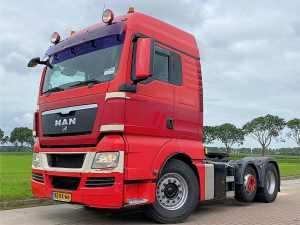 M.A.N. - 24.400 TGX