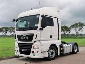 M.A.N. - 18.500 TGX