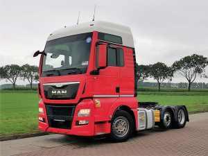 M.A.N. - 24.480 TGX