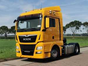 M.A.N. - 18.460 TGX