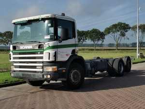 SCANIA - P124.420